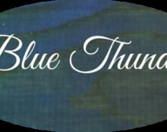Unicorn SPiT 4 oz in Blue Thunder