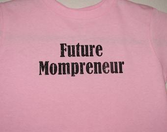 Future Mompreneur Child's T-shirt