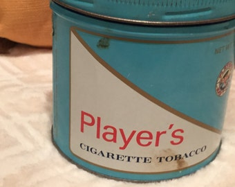 Tin Can Players Tobacco