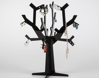 Acrylic Jewellery Display Tree | Premium acrylic | Made in the UK