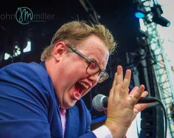LIMITED EDITION: Paul Janeway - St. Paul and the Broken Bones