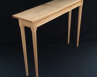 Entryway Table, Sofa Table, Hall Table, Accessory Table, Narrow Table. Tall