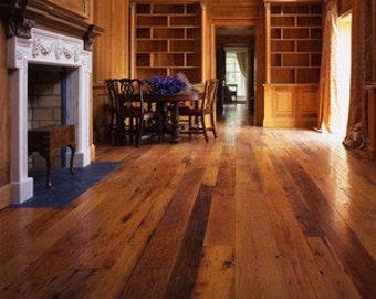 Antique Wormy Chestnut Flooring