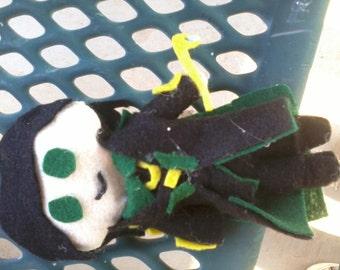 Loki plush