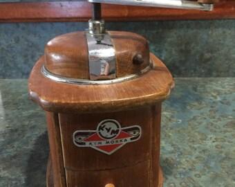KYM Mokka Dienes German Coffee Grinder 1950 Era