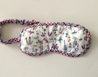 Liberty of London Lilac Theo Sleep Mask
