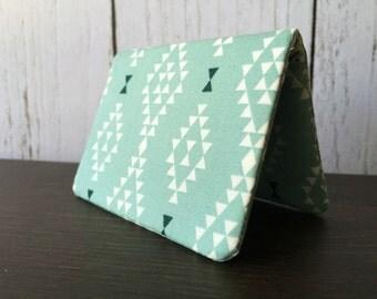 Card Wallet - Teal Nomad
