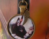 Donkey Bookmark CHARITY LISTING All Proceeds donated