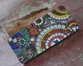 Running in Circles Mosaic Wall Hanging