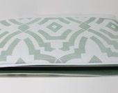 "Women's 13 inch MacBook Pro 15"" Laptop Case 11"" Girls Chromebook Sleeve MacBook Air Cover Sleeve - Temple Mint"