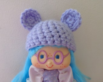 LILAC bear ears for strawberry shortcake