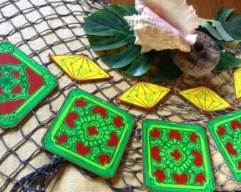 Tiki Party decoration