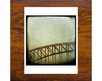 8x8 Print [JCP-070] - Sydney Harbour Bridge