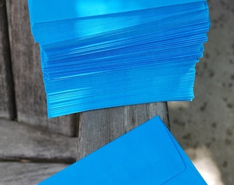 Blue A2 Envelopes ~ 225