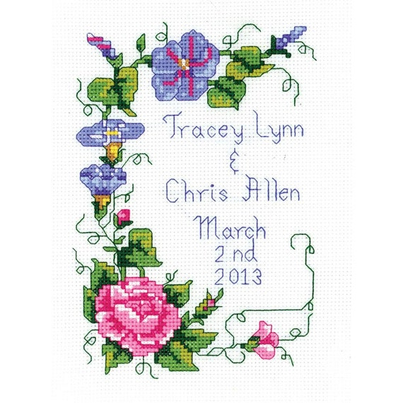 janlynn cross stitch instructions