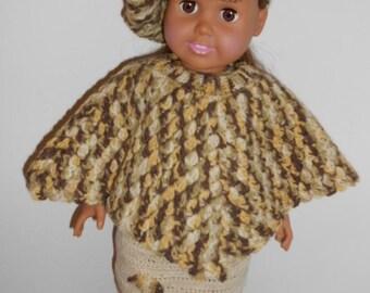 Crochet Pattern-AG Falling Leaves