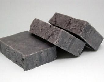 Lavender Tea Tree Charcoal Artisan Soap