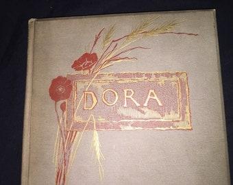 1887 Alfred Tennyson Dora Book