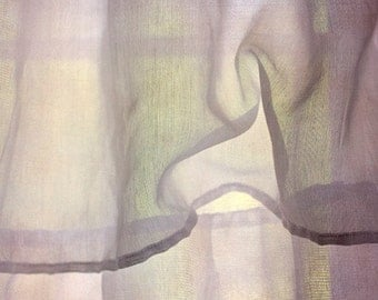 Morning Light Photograph, Still Life Photography, Abstract Art Print,  Wall Decor, Curtain Photograph