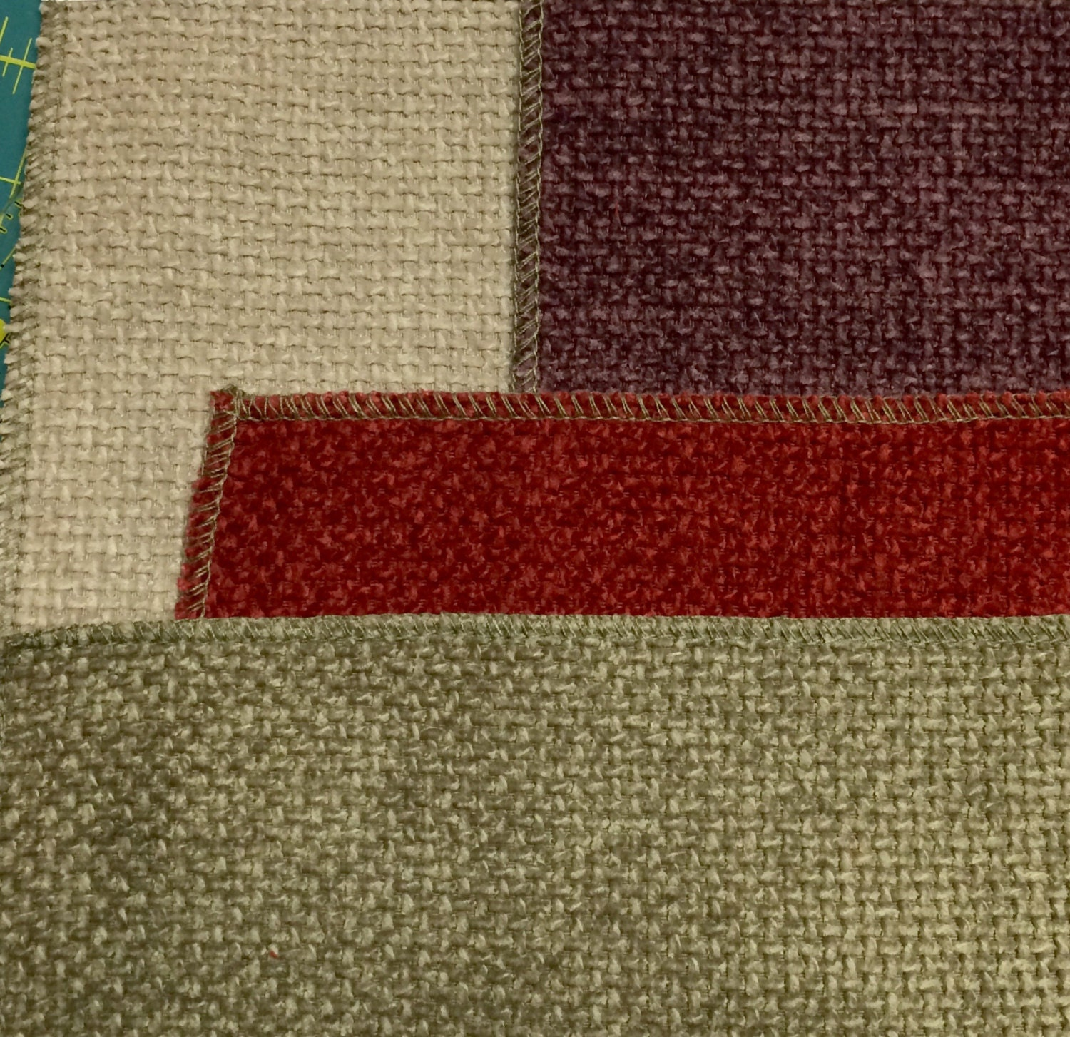 Upholstery Fabric Samples 4 Soft Woven