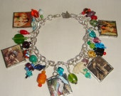 Gypsy Dancer Charm Bracelet inv1264