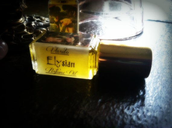Elysian Perfume Oil - Honey Shea Flower Rose Absolute