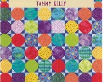 Tammy Kelly SNOWBALL QUILTS Quilting Fabric Quilting Book Cool Designs From An Easy Block