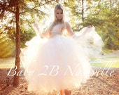 Bridal Dress Skirt Weddin...