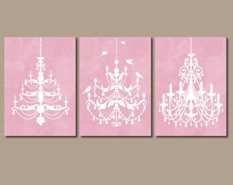 chandelier wall art canvas or prints pink watercolor wall art pink bathroom artwork bedroom