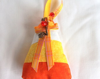 Halloween decoration Candy Corn Hanging Ornaments Fall Ornament