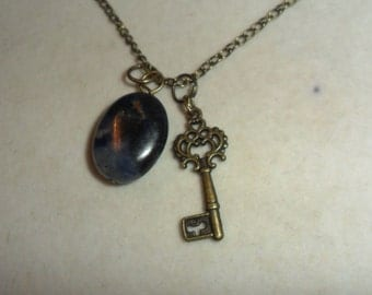 Crystal Healing Amulet of Truth and Virtue