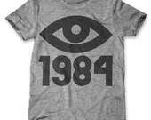 1984 Big Brother is Watching (Men's / Unisex)