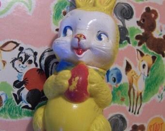 irwin squeekie toy bunny