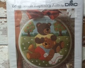 DMC Long Stitch Tapestry Kit K525 Siesta