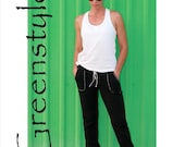 Greenstyle Brassie Joggers PDF Sewing Pattern