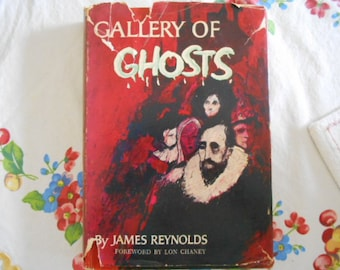 1949,1965 HB Book w/DJ Gallery of Ghosts By James Reynolds