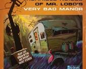 Horrible Noises of Mr. Lobo's Very Bad Manor CD
