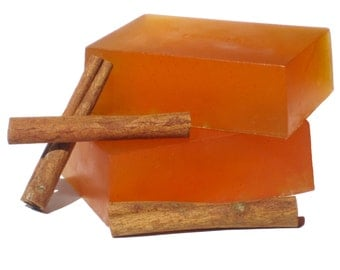 Pumpkin Spice Soap/ Organic Soap/ LARGE/ Fall Soap/ Pumpkin Soap