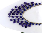 Mood Indigo Necklace