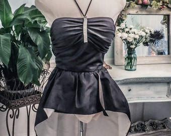 The Ava Vintage Hollywood Equestrian Chic Dress Costume Photo Shoot Halloween S