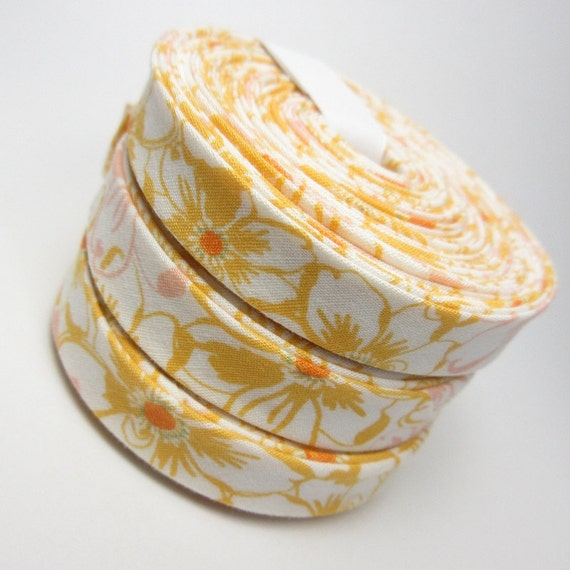 how to make 1 4 inch bias tape