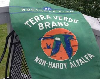 NK Terra Verde seed sack Alfalfa