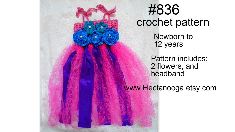 Crochet Baby Tutu Dress Pattern : Chandeliers & Pendant Lights