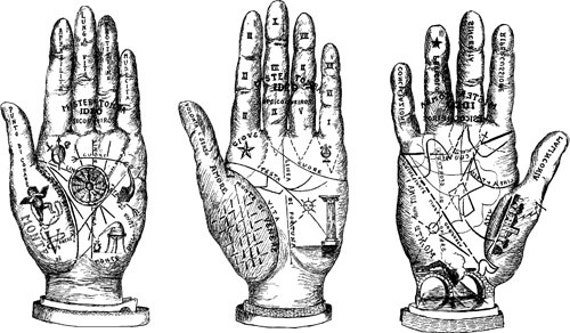 palm reading hands png clip art digital stamp image download coloring page line art astrology fortune telling from elizavelladesigns on etsy studio