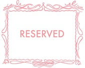 RESERVED for Laura- custom Cape Cod wedding totes and sticker seals