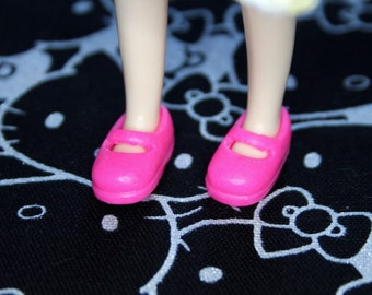 Middie Blythe Pink Mary Jane shoes