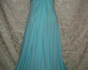 Vintage 60s/70s Long Dress Gown
