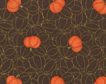 Grand Finale Remnant 3/4 yards 17595-13 Brown