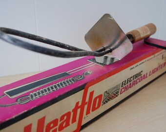 Vintage Heatflo Electric Charcoal Lighter