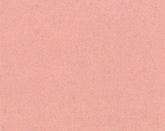 Pink Wool Fabric - Bunny Hill Designs - Moda - 54812 13